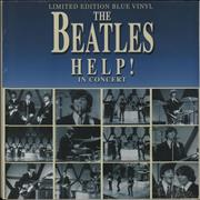 Click here for more info about 'Help! In Concert - Blue Vinyl - Sealed'