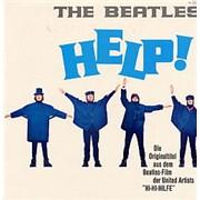 The Beatles Help! Germany vinyl LP