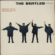 The Beatles Help! Brazil vinyl LP