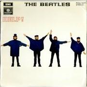 The Beatles Help! South Africa vinyl LP