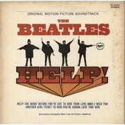 The Beatles Help! Japan vinyl LP
