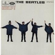 The Beatles Help! Singapore vinyl LP