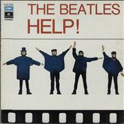 The Beatles Help! Italy vinyl LP