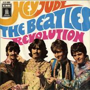 Click here for more info about 'The Beatles - Hey Jude - EX'