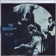"The Beatles Hey Jude + insert UK 12"" picture disc"