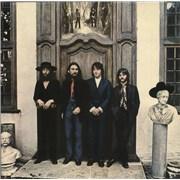 The Beatles Hey Jude Italy vinyl LP