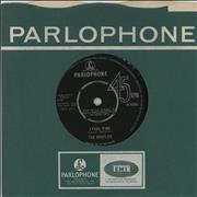 "The Beatles I Feel Fine - 1st - EX UK 7"" vinyl"
