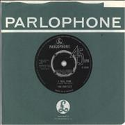 Click here for more info about 'The Beatles - I Feel Fine - Oriole - VG'