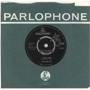 """The Beatles I Feel Fine - Oriole - VG UK 7"""" vinyl"""