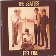 Click here for more info about 'The Beatles - I Feel Fine'
