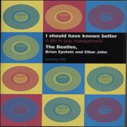 Click here for more info about 'The Beatles - I Should Have Known Better'