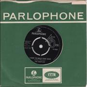 Click here for more info about 'The Beatles - I Want To Hold Your Hand'