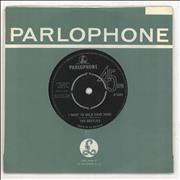 "The Beatles I Want To Hold Your Hand - 1st - EX UK 7"" vinyl"