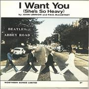 Click here for more info about 'The Beatles - I Want You (She's So Heavy)'