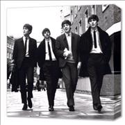 Click here for more info about 'The Beatles - In London Canvas Print'