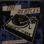 Click here for more info about 'The Beatles - In The Beginning - Blue Vinyl - Sealed'