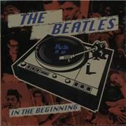 "The Beatles In The Beginning - Red Vinyl - Sealed UK 7"" box set"