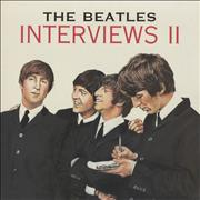 The Beatles Interviews II UK vinyl LP