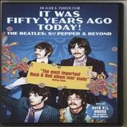 The Beatles It Was Fifty Years Ago Today! The Beatles: Sgt. Pepper & Beyond UK DVD