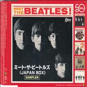 The Beatles Japan Box Japan CD album Promo