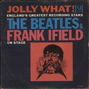 Click here for more info about 'Jolly What! The Beatles And Frank Ifield On Stage - 3rd'