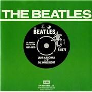 "The Beatles Lady Madonna - 1976 Issue UK 7"" vinyl"