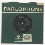 "The Beatles Lady Madonna - 1st + Fan Club Insert - EX UK 7"" vinyl"