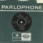 "The Beatles Lady Madonna - 1st - 4pr UK 7"" vinyl"