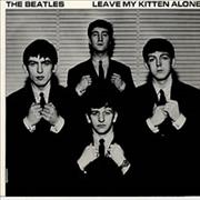 The Beatles Leave My Kitten Alone USA memorabilia