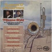 The Beatles Lennon & McCartney Tijuana Style UK vinyl LP