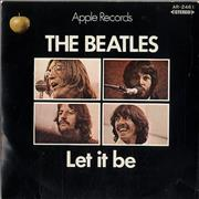 Click here for more info about 'The Beatles - Let It Be - 1st - EX'