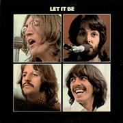 The Beatles Let It Be - 1st USA vinyl LP