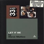 Click here for more info about 'Let It Be - 33 1/3 series'