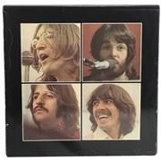 The Beatles Let It Be - Box Set - EX UK vinyl box set