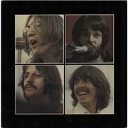 The Beatles Let It Be - Box Set - G UK vinyl box set