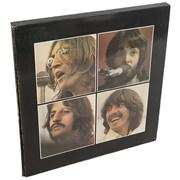 The Beatles Let It Be - Box Set - VG+ UK vinyl box set