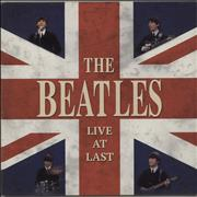 Click here for more info about 'The Beatles - Live At Last - Red Vinyl'