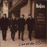 The Beatles Live At The BBC - EX UK 2-LP vinyl set