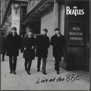The Beatles Live At The BBC UK 3-LP vinyl set
