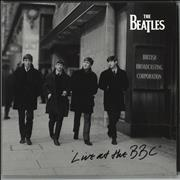 The Beatles Live At The BBC - Sealed UK 3-LP vinyl set