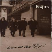 The Beatles Live At The BBC UK Double Cassette