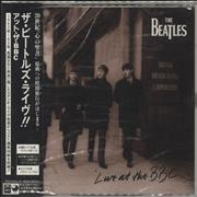 The Beatles Live At The BBC Japan 2-CD album set