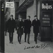 The Beatles Live At The BBC UK 2-CD album set