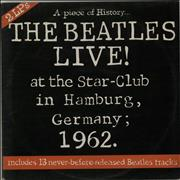 Click here for more info about 'The Beatles - Live! At The Star-Club In Hamburg - EX'
