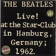 Click here for more info about 'The Beatles - Live! At The Star-Club In Hamburg, Germany, 1962 - EX'
