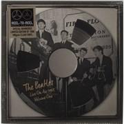 The Beatles Live On Air 1963 Volume One - Clear Vinyl + Sealed UK vinyl LP