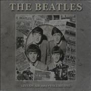 The Beatles Live On Air 1963: Volume One UK CD album