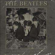The Beatles Live On Air 1963: Volume Two UK CD album
