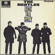 Click here for more info about 'The Beatles - Long Tall Sally EP - 1st - VG'