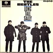 "The Beatles Long Tall Sally - 4th UK 7"" vinyl"